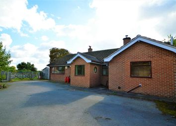 Thumbnail 4 bedroom bungalow to rent in Le Petit Champ, Widmerpool Road, Wysall, Nottingham