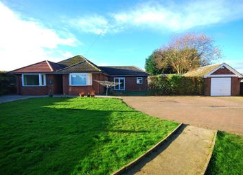 Thumbnail 5 bed detached bungalow for sale in Broadgate, Weston Hills, Spalding