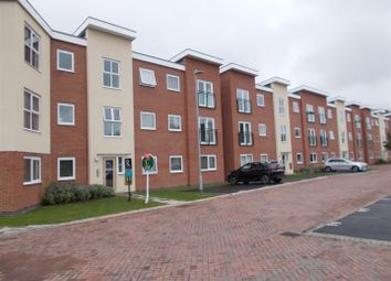 Thumbnail 2 bed flat for sale in Langley Way, Hawksyard, Rugeley