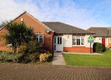 Thumbnail 2 bed bungalow for sale in Greenrow Meadows, Silloth, Wigton, Cumbria