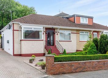 Thumbnail 2 bed semi-detached bungalow for sale in 44 Nethervale Avenue, Netherlee