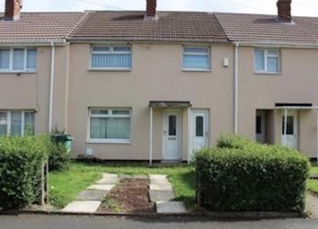 Thumbnail 3 bedroom terraced house to rent in Birad Crescent, Billingham, Stockton On Tees