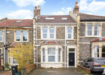 Thumbnail 4 bed terraced house for sale in Sommerville Road, Bishopston, Bristol