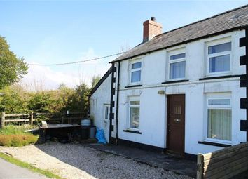 Thumbnail 2 bed semi-detached house for sale in Trisant, Aberystwyth