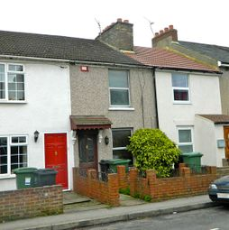 Thumbnail 2 bed terraced house to rent in Peel Street, Maidstone