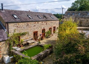 Thumbnail 3 bed barn conversion for sale in The Stables, Pocknedge Lane, Holymoorside