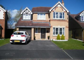 Thumbnail 4 bed detached house for sale in Mayfield Drive, Winsford, Cheshire