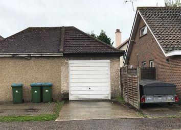 Thumbnail Parking/garage for sale in Nelson Road, Bognor Regis