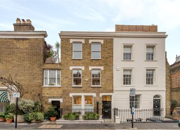 Thumbnail 4 bed detached house for sale in Bourne Street, London