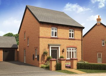 "Thumbnail 4 bed detached house for sale in ""Bostock"" at Tarporley Business Centre, Nantwich Road, Tarporley"