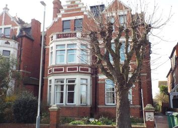 Thumbnail 2 bedroom flat for sale in Grimston Avenue, Folkestone, Kent, England