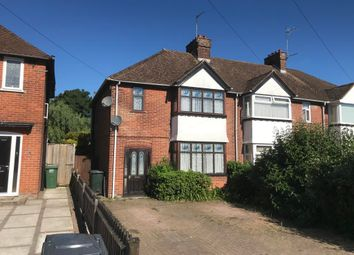 Thumbnail 3 bed semi-detached house for sale in 199 Kingsnorth Road, Ashford, Kent