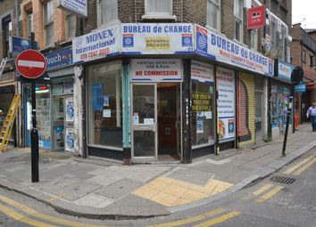 Thumbnail Retail premises to let in Middlesex Street, Aldgate East