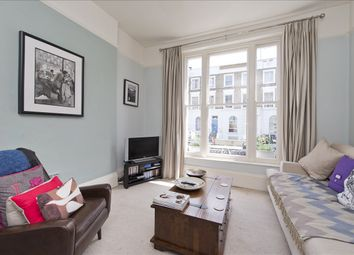 Thumbnail 1 bedroom flat for sale in Stanlake Road, London