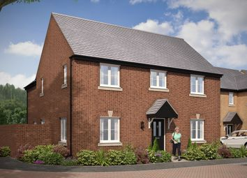 "Thumbnail 4 bed detached house for sale in ""The Glinton"" at Gardenfield, Higham Ferrers, Rushden"