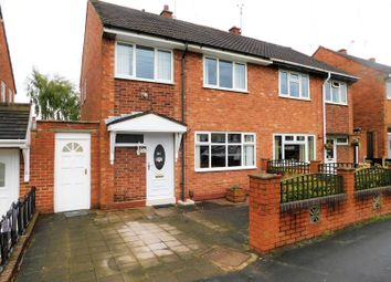 Thumbnail 3 bedroom semi-detached house for sale in West Way, Stafford