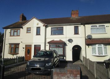 Thumbnail 3 bed terraced house for sale in Elm Street, Willenhall