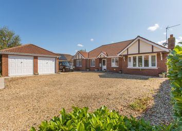 Thumbnail 4 bed detached bungalow for sale in Casswell Drive, Quadring