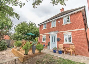 Thumbnail 3 bed detached house for sale in Bartley Walk, Long Lawford