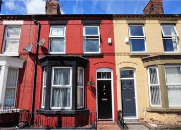 Thumbnail 3 bedroom terraced house for sale in Bagot Street, Liverpool
