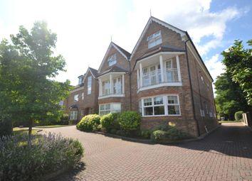 Thumbnail 2 bed flat to rent in 16 Oatlands Chase, Weybridge, Surrey
