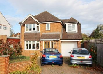 Thumbnail 3 bed detached house for sale in Newlands Avenue, Caversham, Reading