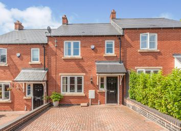 Thumbnail 3 bed terraced house for sale in Meerbrook Drive, Wirksworth, Matlock