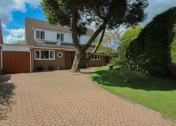 Thumbnail 5 bed detached house for sale in Vicarage Road, Wigginton, Tring