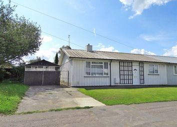 Thumbnail 3 bed semi-detached bungalow for sale in Beeches Road, Chelmsford, Essex