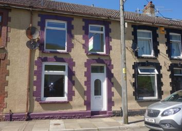 Thumbnail 3 bed terraced house to rent in Barratt Street, Treorchy