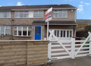 Thumbnail 5 bedroom semi-detached house for sale in Alverthorpe Road, Wakefield