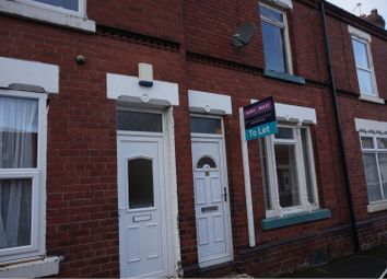 Thumbnail 3 bed terraced house to rent in Laughton Road, Doncaster