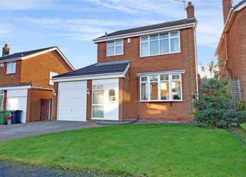 Thumbnail 3 bed detached house for sale in Elmwood Road, Barnton, Northwich, Cheshire
