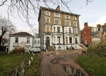 Thumbnail 1 bedroom flat for sale in North Parade, Lowestoft