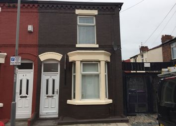 Thumbnail 2 bed terraced house to rent in Bardsay Road, Liverpool, Merseyside