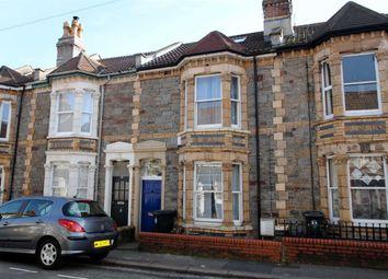 Thumbnail 3 bed terraced house for sale in Shaftesbury Avenue, Montpelier, Bristol