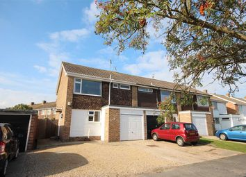 Thumbnail 3 bed semi-detached house for sale in Norwood Way, Walton On The Naze