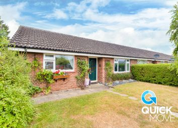 Thumbnail 2 bed terraced bungalow for sale in Sheralds Croft Lane, Thriplow, Royston