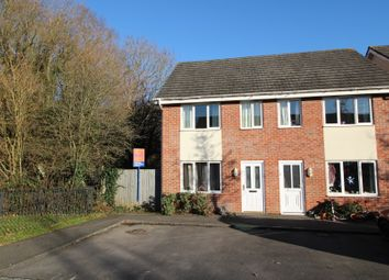 Thumbnail 3 bed semi-detached house for sale in Jasmine Court, Whiteley, Fareham