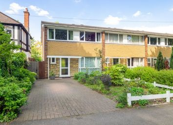 Thumbnail 4 bedroom terraced house for sale in Carshalton Park Road, Carshalton
