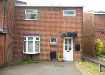 Thumbnail 3 bed end terrace house to rent in Sinfin Avenue, Shelton Lock, Derby