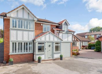 Thumbnail 5 bed detached house for sale in Saxton Drive, Four Oaks
