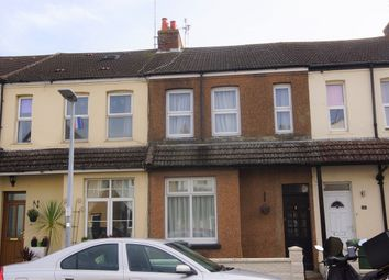 Thumbnail 3 bed terraced house to rent in Chandler Road, Bexhill-On-Sea