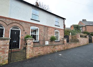 Thumbnail 3 bedroom end terrace house for sale in George Street, Knutsford