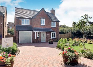 Thumbnail 5 bed detached house for sale in Bower Lane, Rugeley