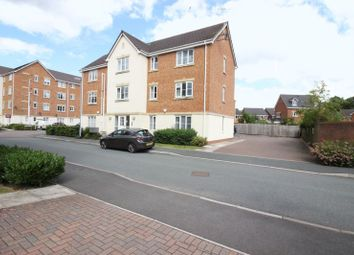 Thumbnail 2 bed flat to rent in Wardle Gardens, Leek