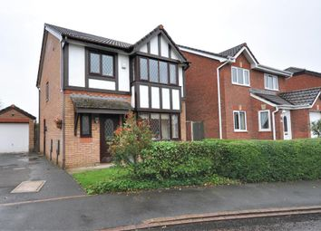 Thumbnail 3 bedroom detached house for sale in Folkestone Close, Warton, Preston, Lancashire
