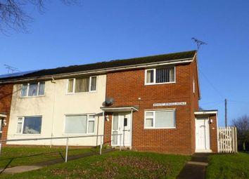 Thumbnail 2 bed flat to rent in Herbert Jennings Avenue, Wrexham