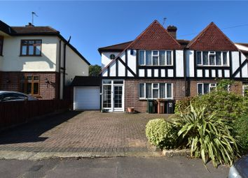 Thumbnail 3 bed semi-detached house for sale in Knole Road, West Dartford, Kent