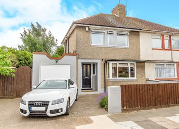Thumbnail 3 bed semi-detached house for sale in Fullingdale Road, Abington, Northampton